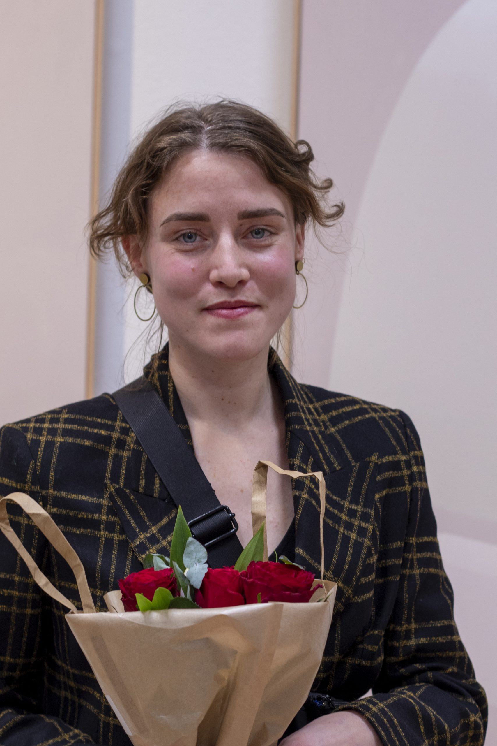 Porträttfoto Elin Odentia, stipendiat 2019